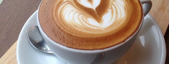 Awake Awhile Espresso is one of ╭☆╯Coffee & Bakery ❀●•♪.。.