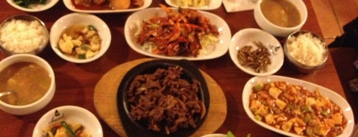 Seoul Restaurant is one of istanbul.