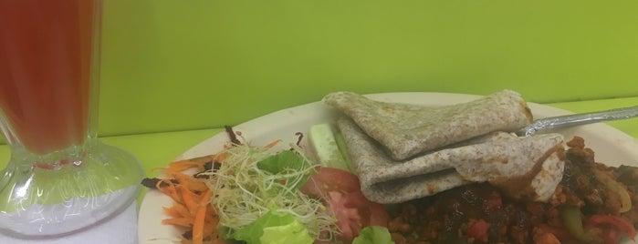 Super Soya is one of Donde comer sin carne..