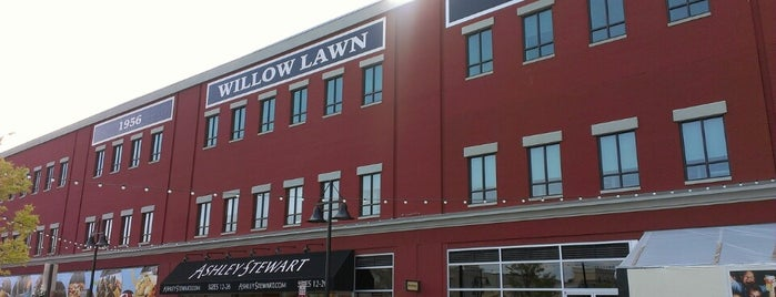 The Shops at Willow Lawn is one of Malls.