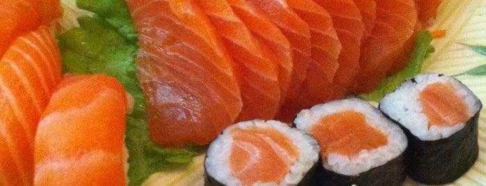 Sushi Iê is one of Explorando.