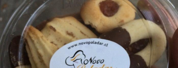 Novo Paladar is one of Buena comida!.