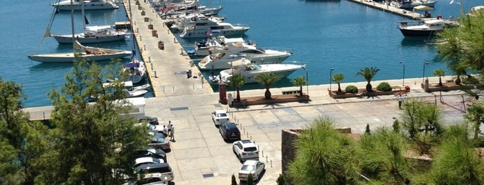 Martı Marina & Yacht Club is one of All time favorites in turkey.