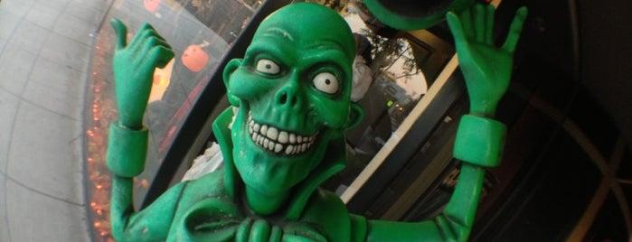 Halloween Town is one of Nikki Kreuzer's Offbeat L.A..
