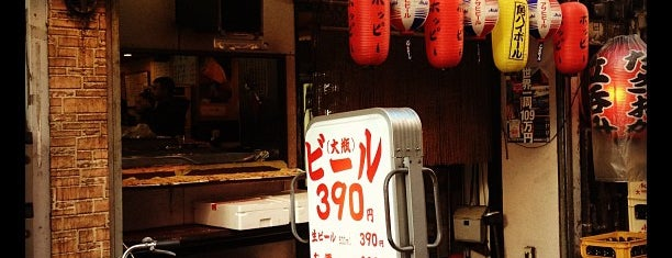 立飲み たきおか is one of The 15 Best Places That Are Good for Singles in Tokyo.