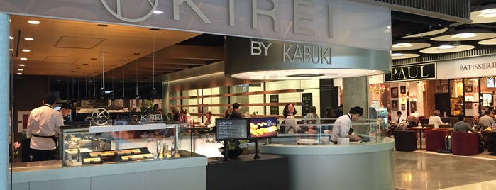 Kirei by Kabuki is one of Sushi Madrid.