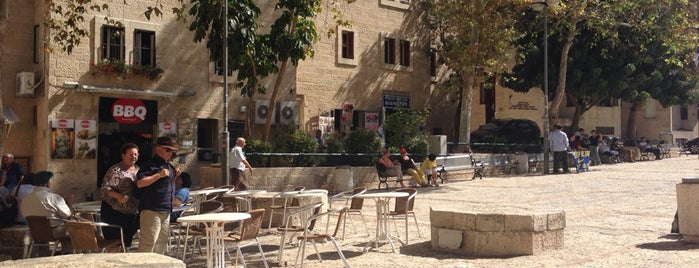 Jewish Quarter Plaza is one of Israel.