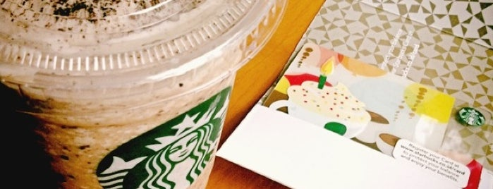 Starbucks is one of Guide to Bandung's best spots.