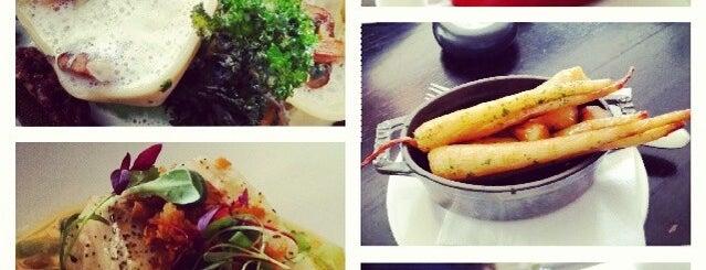 The Elephant Restaurant & Brasserie is one of Devon.