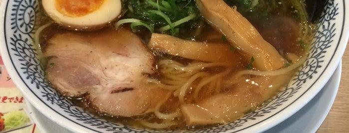 丸源ラーメン 三河安城店 is one of ラーメン同好会・三河支部.