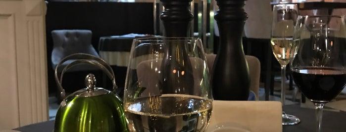 Шампанерия is one of Ресторан.