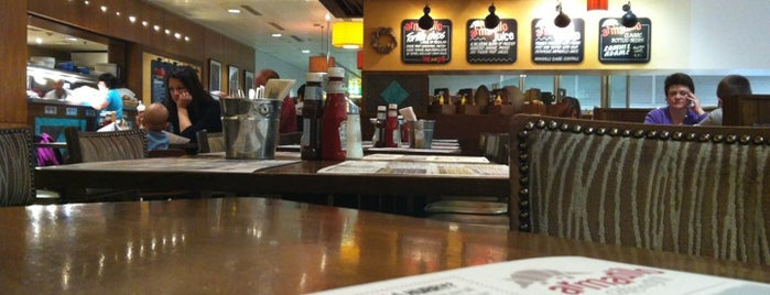 Armadillo Cafe & Grill is one of Dining at Gatwick Airport North Terminal.