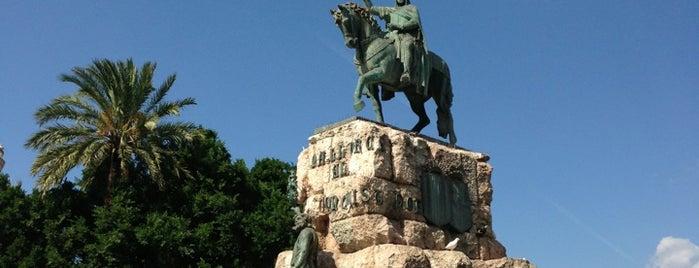 Plaça d'Espanya is one of All-time favorites in Spain.