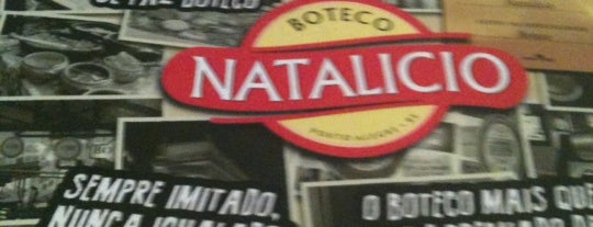 Boteco Natalício is one of Eat, Drink & Coffee.