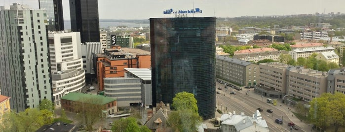 Radisson Blu Hotel Olümpia is one of Tallinn #4sqCities.