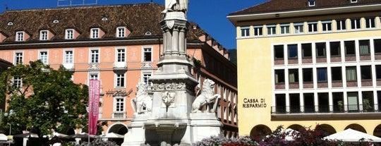 Bolzano is one of Italien.