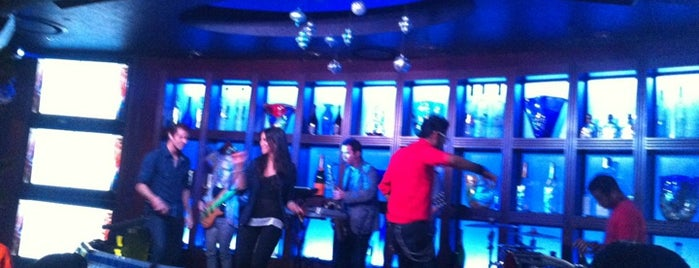 Blue Martini is one of Places to Drink.