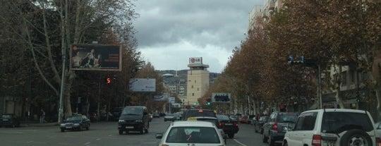 Peking Avenue | პეკინის გამზირი is one of Streets.
