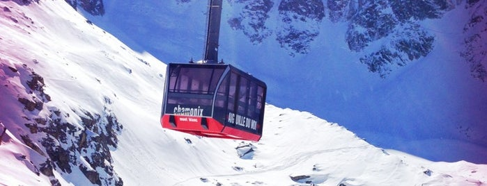 Chamonix-Mont-Blanc is one of 1,000 Places to See Before You Die - Part 2.