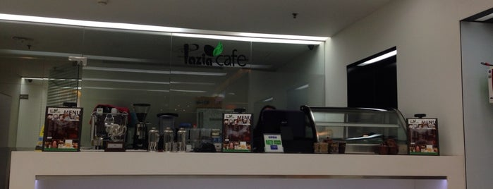 Pazia Cafe is one of Cafe @Jakarta.