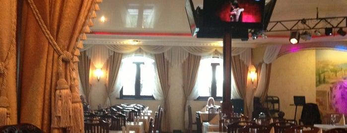 Ресторан Амир is one of Novosibirsk TOP places.