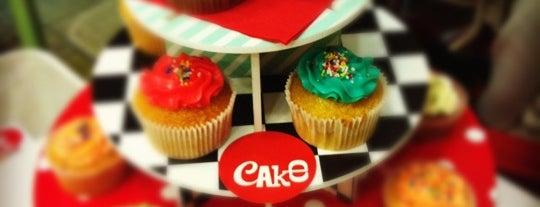 Cake Nea Smyrni is one of Favorite.