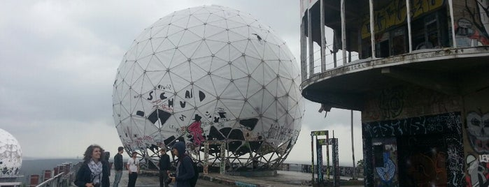 Teufelsberg is one of Berlin.