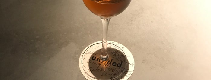 Untitled is one of London Bars.