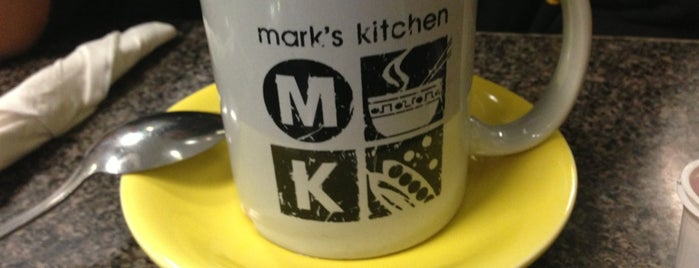 Mark's Kitchen is one of MD Things to Do.
