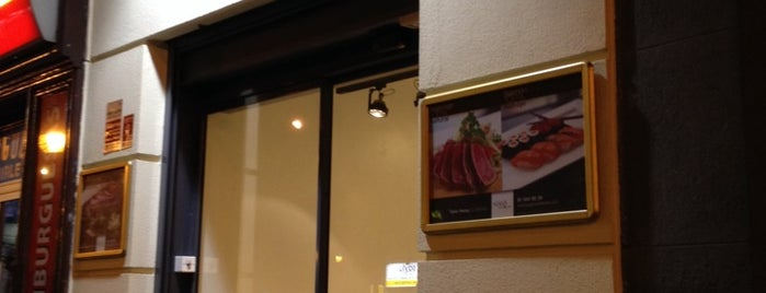 Yugo - Sushi & Kobe is one of Salir en Madrid.