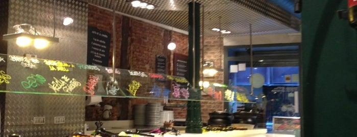Fresc Co is one of Restaurantes que admiten cheques Gourmet.