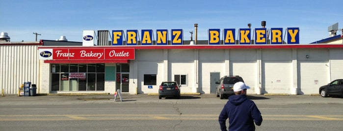 Franz Bakery Outlet is one of Anchorage, AK.