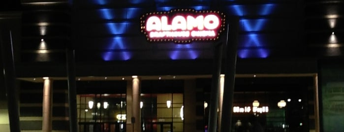 Alamo Drafthouse One Loudoun is one of TG.