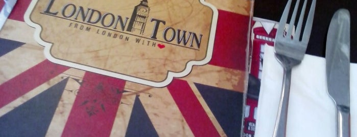 London Town Cafe is one of 주변장소5.