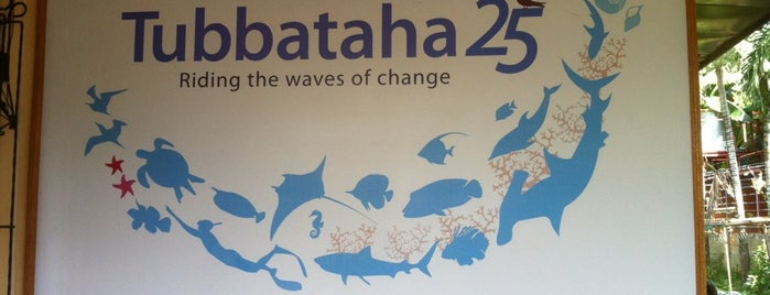 Tubbataha Management Office is one of Filipinler-Manila ve Palawan Gezilecek Yerler.