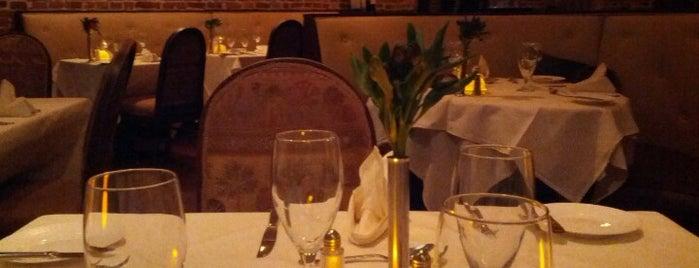 La Bergerie is one of 50 Best Restaurants 2012.