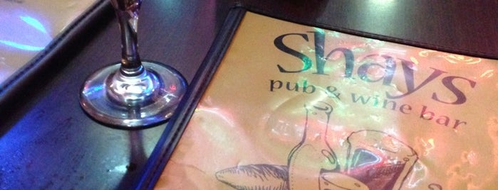 Shays Pub & Wine Bar is one of MASSACHUSETTS STATE - UNITED STATES OF AMERICA.