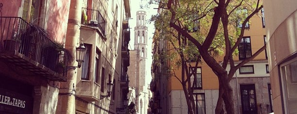 SagardI BCN Gotic is one of Terrazas Barcelona.