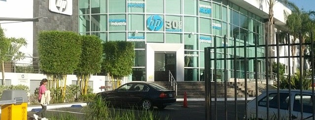 HP Inc. (Las Fuentes) is one of Lugares por ir (o ya fui).