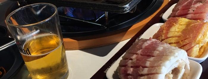 Eight Korean BBQ is one of The 15 Best Korean Restaurants in Los Angeles.