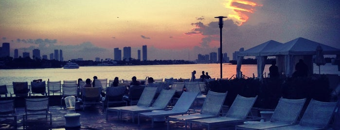 Mondrian South Beach is one of The 15 Best Places for Tropical Drinks in Miami Beach.