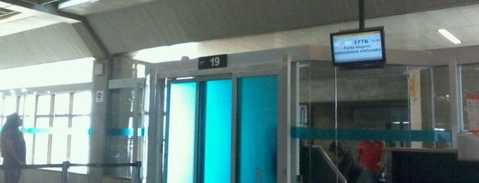 Portão 19 is one of Aeroporto de Guarulhos (GRU Airport).