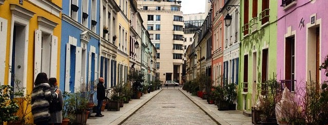 Rue Crémieux is one of Paris, FR.