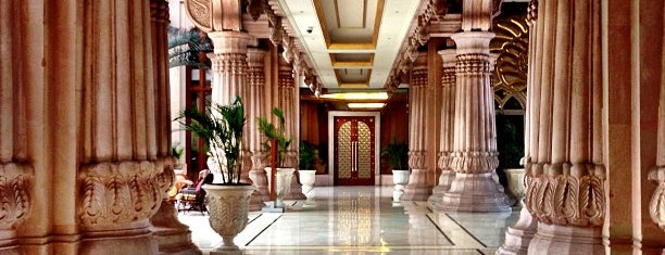 The Leela Palace is one of Hotel Asia.