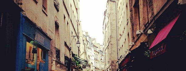 Le Marais is one of Paris.