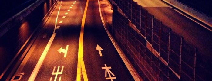 京橋JCT is one of 高速道路.