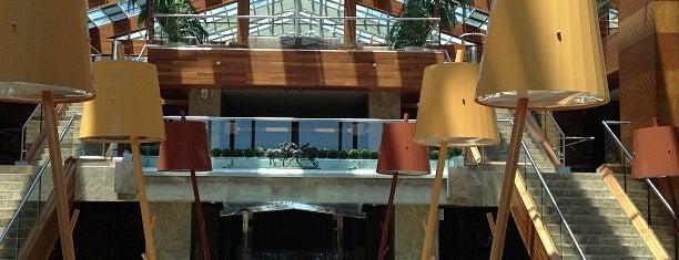 Hilton Dalaman Sarıgerme Resort & Spa is one of Fethiye, Turkey.
