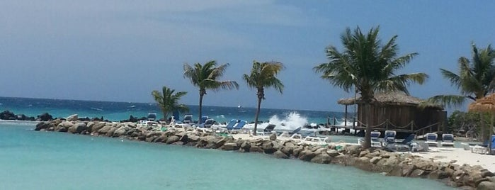 Renaissance Private Island is one of Aruba.