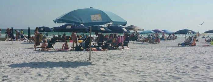 Miramar Beach is one of The 50 Most Popular Beaches in the U.S..