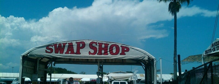 Swap Shop is one of market.